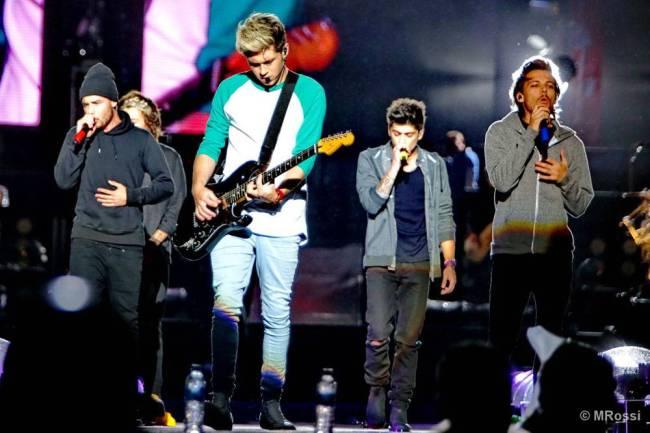 One Direction - 10 de maio de 2014
