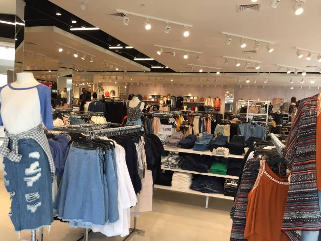 Forever 21 Catarina Fashion Outlet