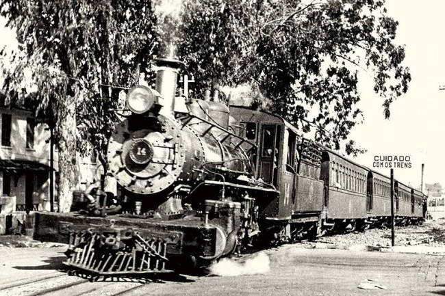 trem de santana