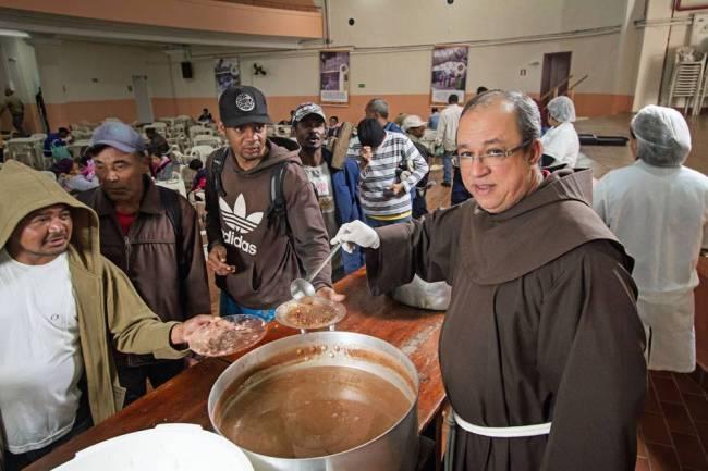 franciscanos - frei José Albuquerque