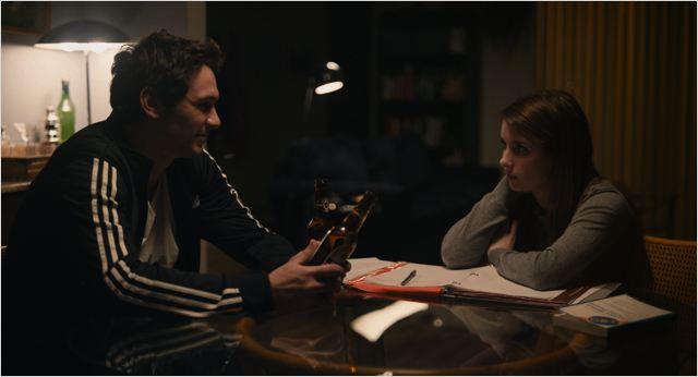 James Franco e Emma Roberts, em Palo Alto