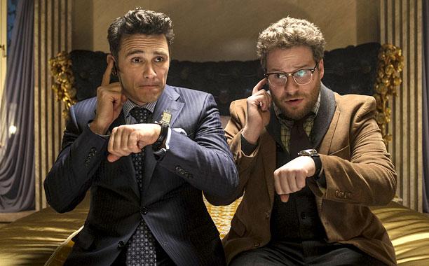 James Franco e Seth Rogen são os protagonistas de A Entrevista