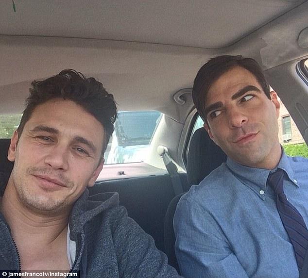 James Franco e Zachary Quinto vivem um casal em Michael