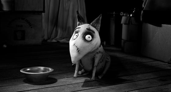Frankenweenie: animação em stop-motion