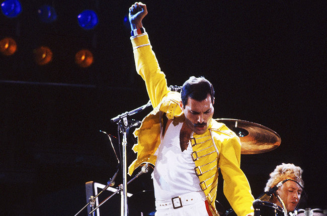 Freddie Mercury: 25 anos da morte (Foto: Divulgação)
