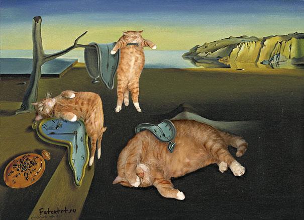 funny-fat-cat-old-paintings-zarathustra-svetlana-petrova-5