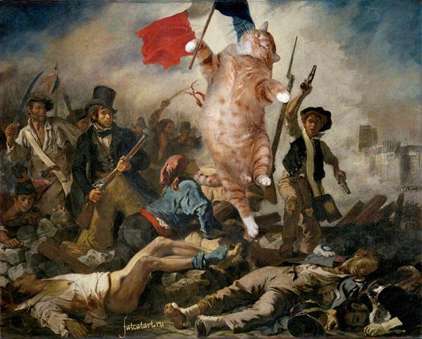 funny-fat-cat-old-paintings-zarathustra-svetlana-petrova-6