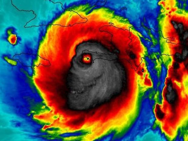 Imagens de satélite coletadas pela NASA.