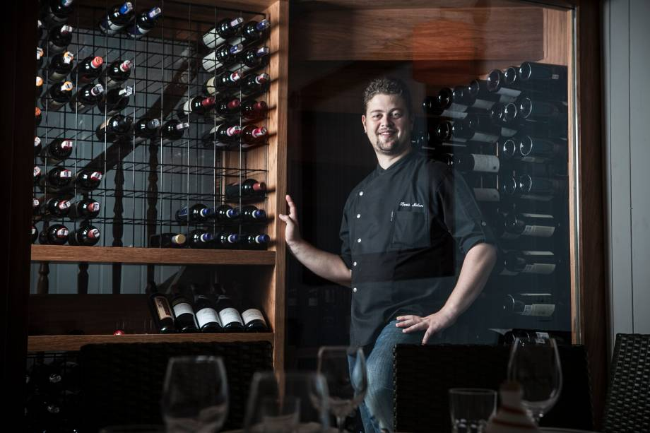 De estilo tradicional, as receitas são do chef Boris Melon, ex-Piselli, como dois dos sócios do negócio