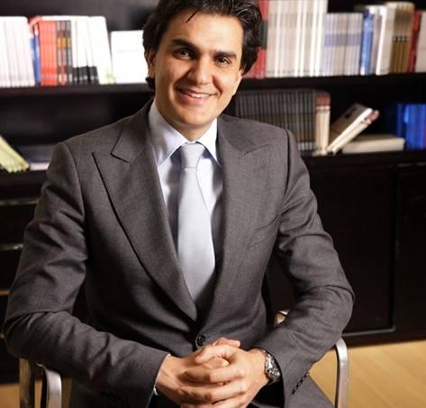 Gabriel Chalita, advogado, jurista, professor.
