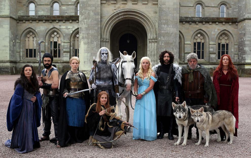 Game of Thrones, versão casamento