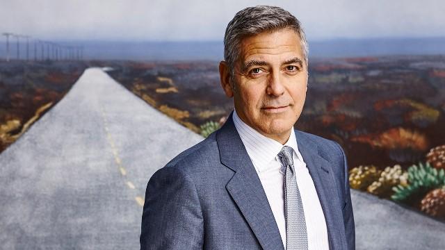 O charme maduro do taurino George Clooney
