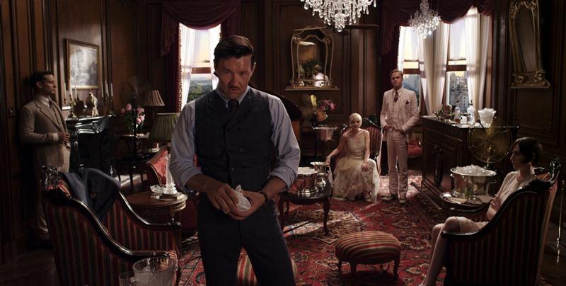 O Grande Gatsby: Tom Buchanan (Joel Edgerton)