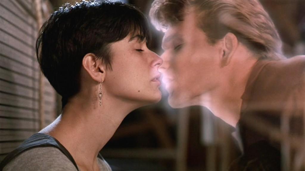 Ghost, com Patrick Swayze, promoveu Demi Moore a estrela