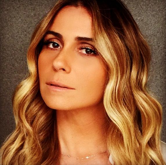 """Giovanna Antonelli loira para a nova novela """"A Regra do Jogo"""" (Foto: Reprodução/Instagram)"""
