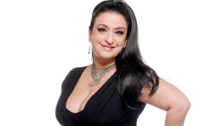 """Grace Gianoukas: atriz ganhou papel que foi de Jandira Martini em """"Sassaricando"""" (Foto: Divulgação)"""