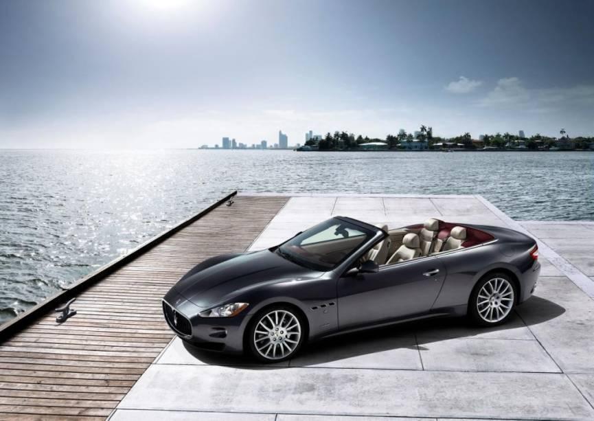 Gran Cabrio Maserati