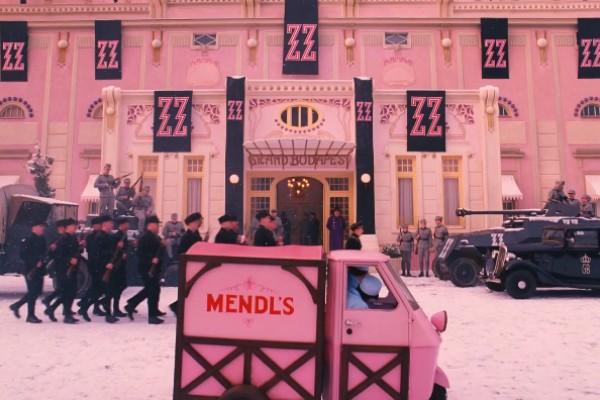 Dia 3/7 - O Grande Hotel Budapeste - a nova comédia do diretor Wes Anderson (Moonrise Kingdom) tem elenco estelar