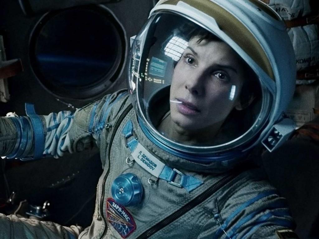 2013 – O grande momento na carreira atuando como a astronauta de Gravidade