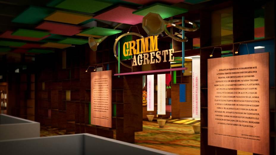 Grimm Agreste desbrava o universo dos 156 contos dos irmãos Grimm
