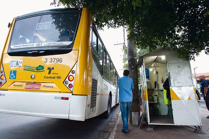 Ônibus - piores linhas - Jardim Marília