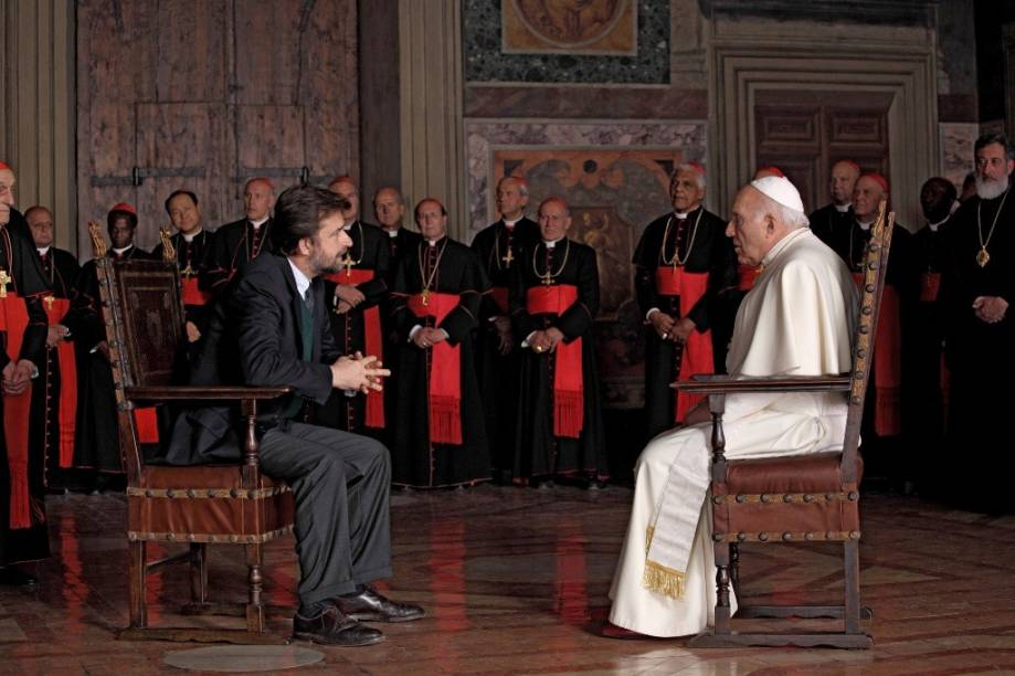 Habemus Papam: o diretor italiano Nanni Moretti coloca o Papa no divã