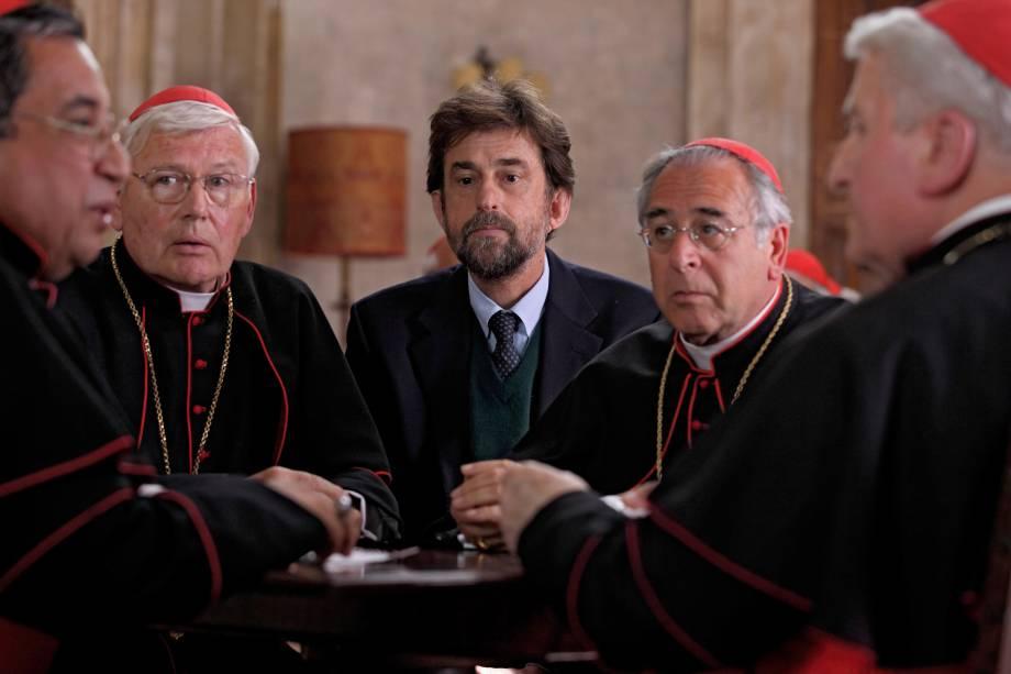 Habemus Papam: comédia dramática dirigida por Nanni Moretti
