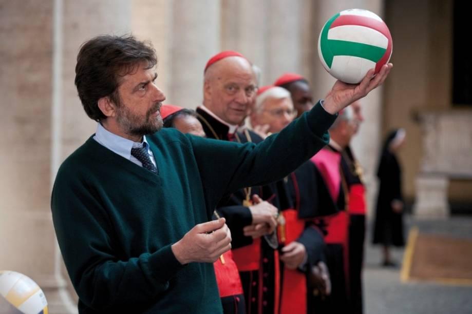 Habemus Papam, do diretor italiano Nanni Moretti: indicação no Cannes