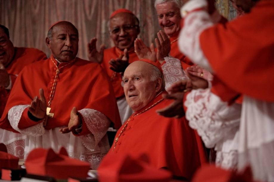 Habemus Papam: Michel Piccoli interpreta o papa