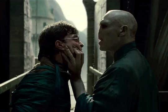 Último capítulo: confronto final entre Harry e Voldemort