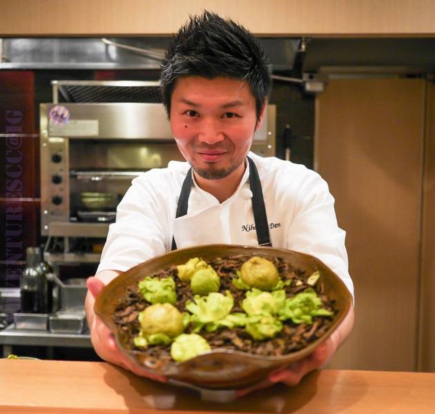 Hasegawa: e chef e dono do estrelado Jimbocho Den, em Tóquio (Fotos: divulgação)