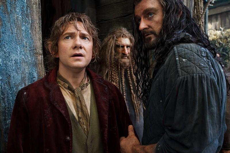 O Hobbit - A Desolação de Smaug: ele quer recuperar o tesouro tomado pelo dragão Smaug