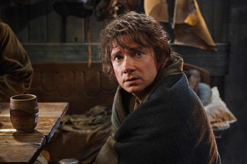 O Hobbit - A Desolação de Smaug: Bilbo Baggins (Martin Freeman)