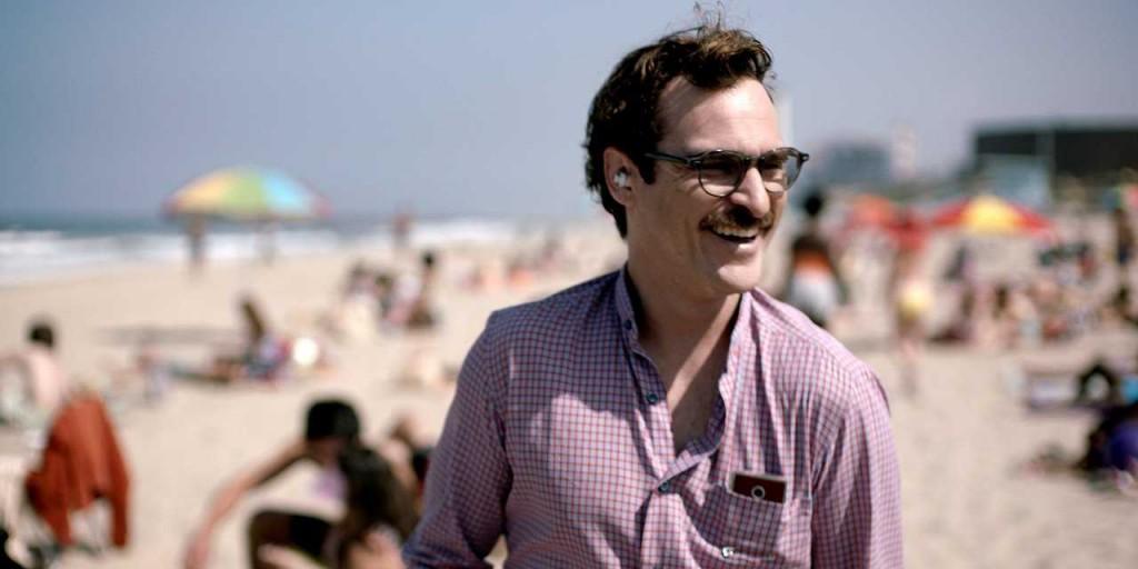 Joaquin Phoenix, em Ela: estreia dia 14 de fevereiro