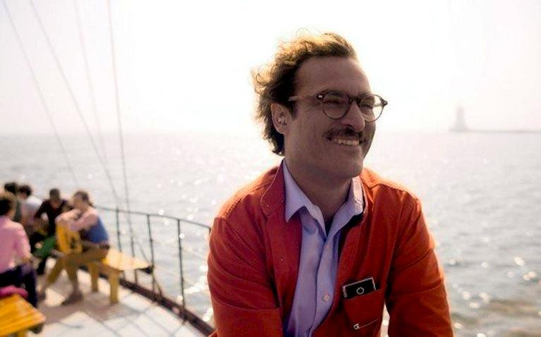 Joaquin Phoenix em Ela: melhor filme e melhor direção, para Spike Jonze