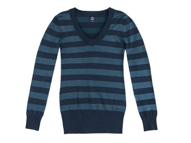 HERING_Blusa feminina de tricot listrada_R$89,99_ref