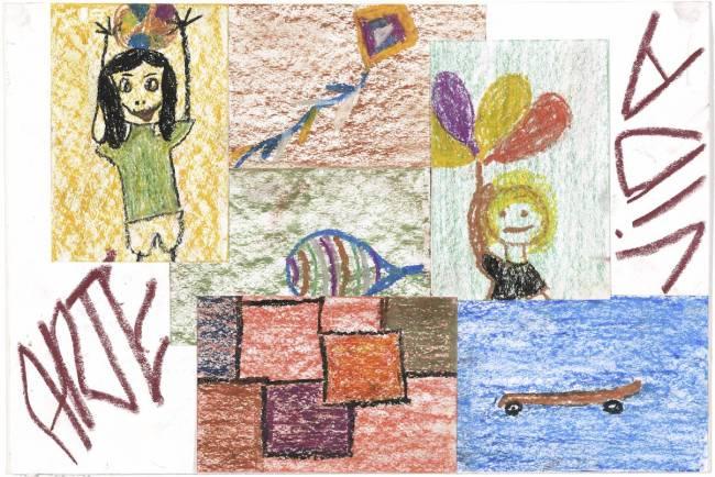 Masp_desenho de criança