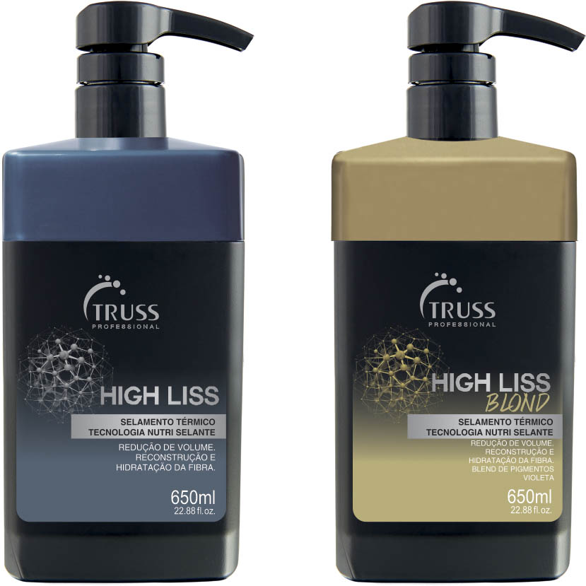 High Liss e High Liss Blond
