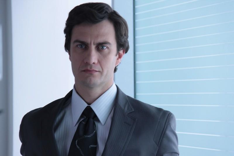 O Homem do Futuro: o ator Gabriel Braga Nunes é o vilão