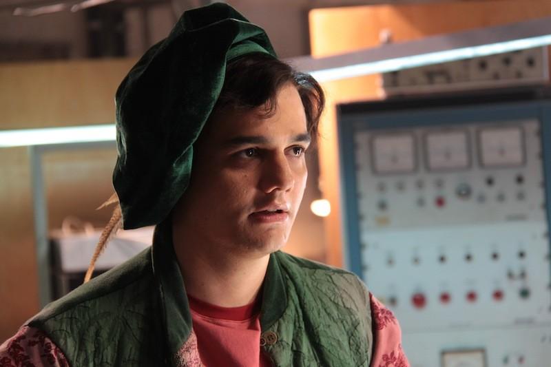 O Homem do Futuro: Wagner Moura interpreta o mesmo personagens em duas fases da vida