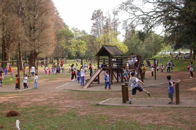 Horto Florestal Playground