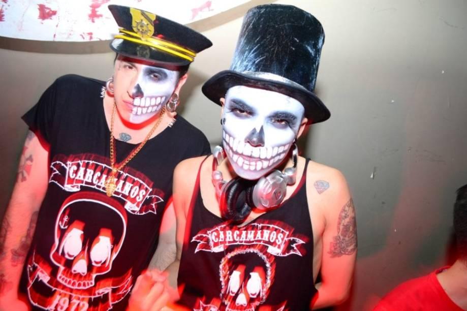 DJs Zombie Boys: residentes da festa Strondo, da Hot Hot
