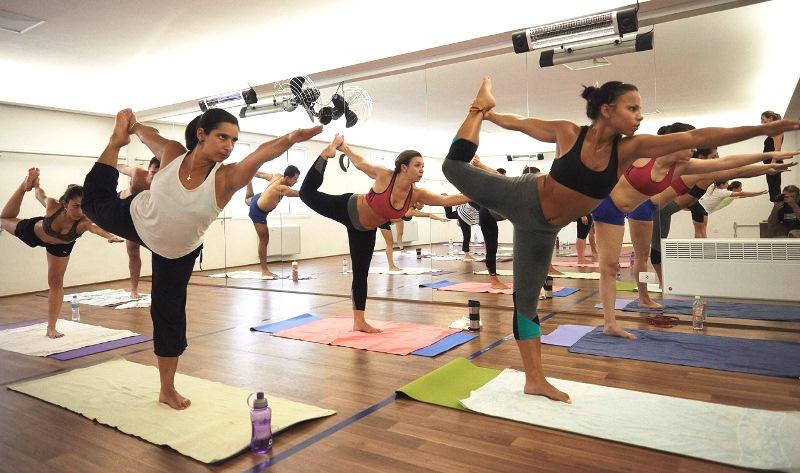 Hot Yoga São Paulo