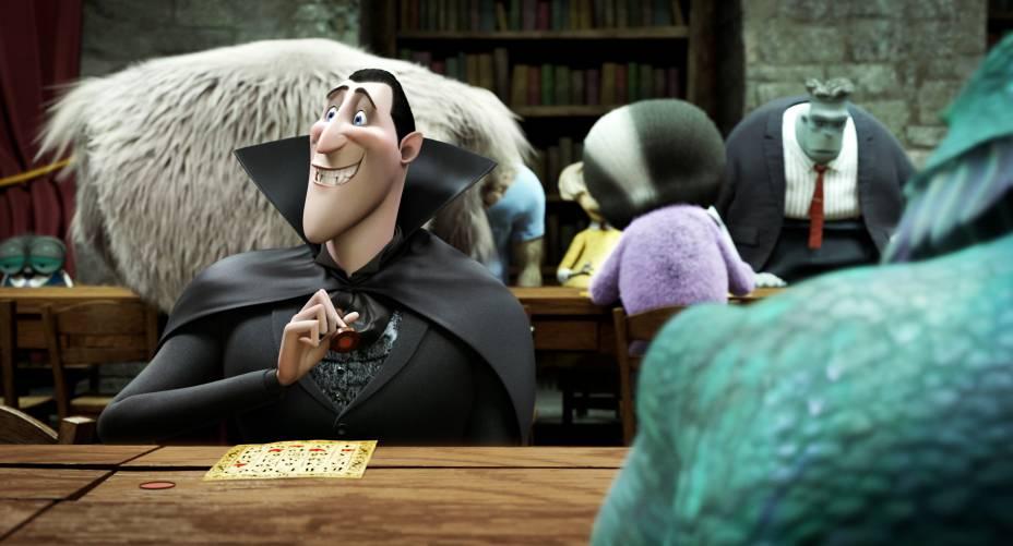 Hotel Transilvânia: personagens das histórias de terror estão na animação