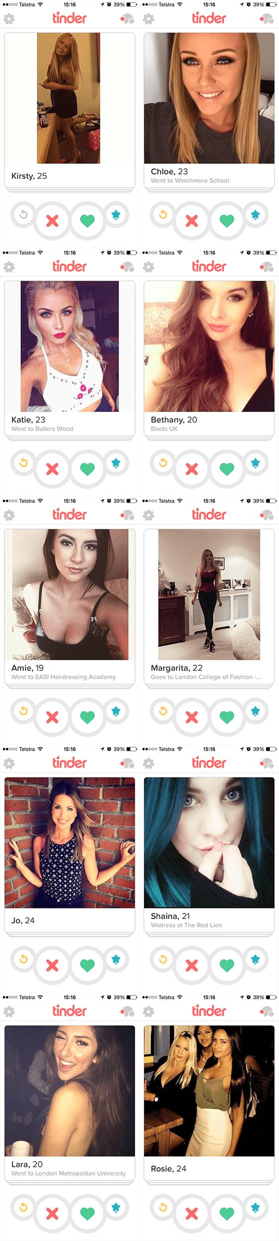 Hottest-Popular-Tinder-girls-in-London-England