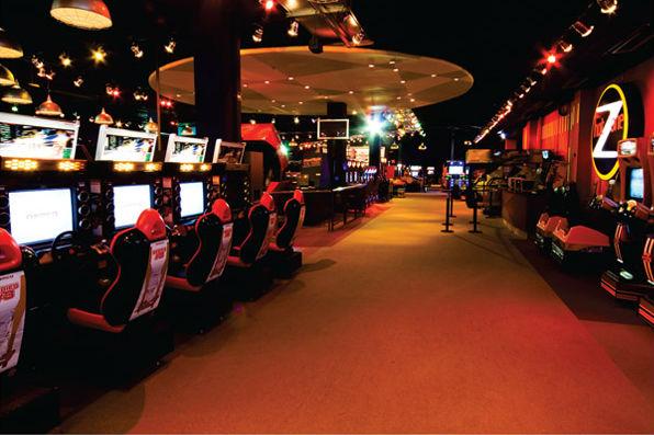 HotZone é um oasis dos games no Shopping Morumbi