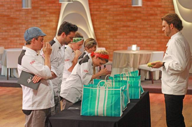 Bertolazzi - Cozinha Sob Pressão