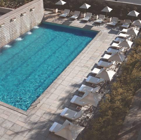 hyatt piscina aberta day use