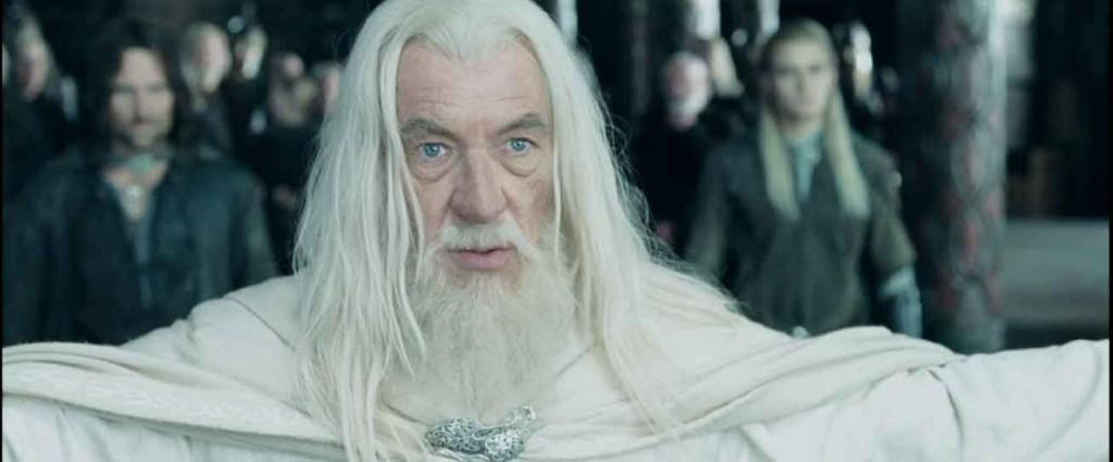 O Gandalf de O Senhor dos Anéis: indicação para Ian Mc Kellen