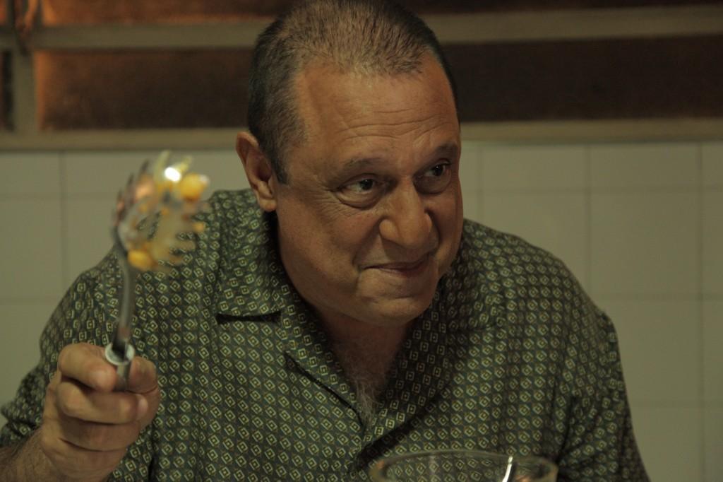 Antonio Fagundes em cena do filme Quando Eu Era Vivo